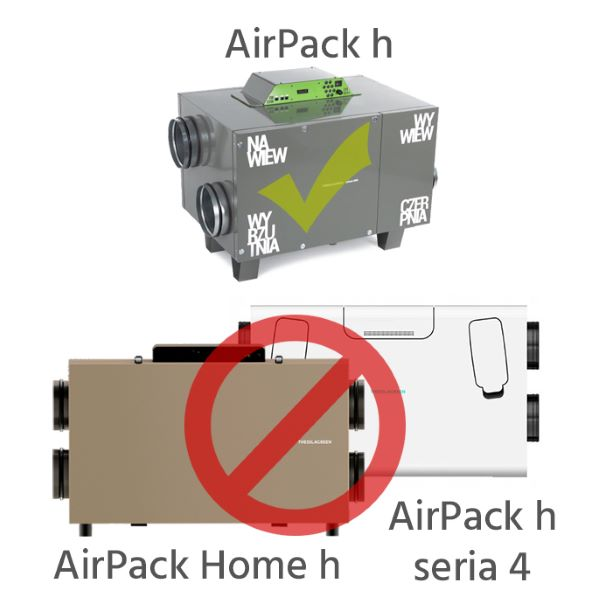 Filtr Airpack h